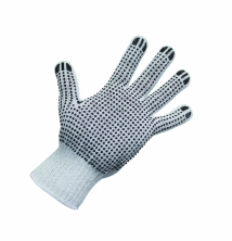 Poly Cotton Safety Gloves