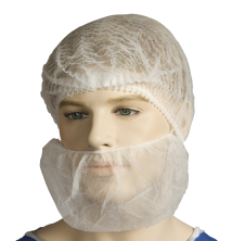 Polypropylene Beard Cover - Double Loop