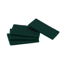 Regular Duty Scour Pads - 100mm x 150mm x 10mm