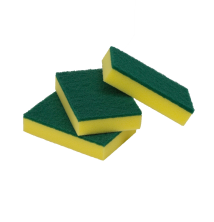 Regular Duty Sponge Scourer - 100mm x 150mm x 30mm