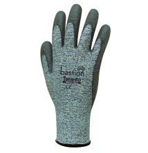 Taranto - Grey HPPE Gloves Grey Polyurethane Palm Coating