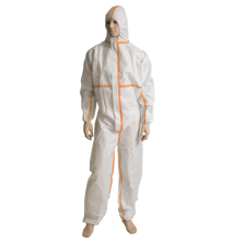 Microporous Coverall - Type 4/5/6 - White