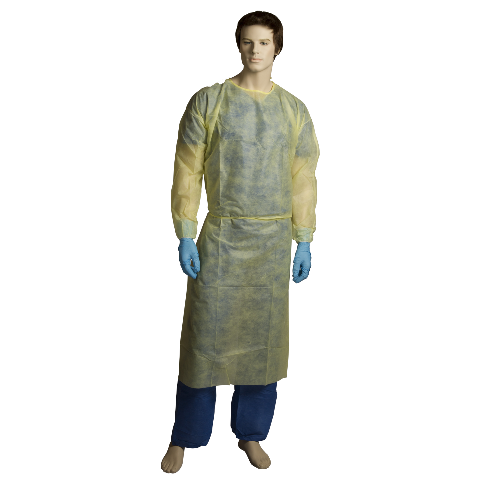 Bastion Pacific | PP/PE Fluid Resistant Isolation Gown